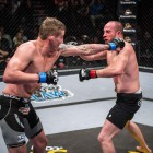 Liam Cleland vs Michiel Opperman EFC Middleweight Title fight