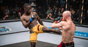 EFC 41 bringing exciting MMA action from Carnival City