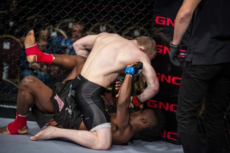 Mixed Martial Arts Action from EFC 41 at Carnival City