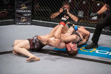 Lourens Botes vs Pieter de Klerk Mixed Martial Arts fight