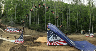 Jed Mildon makes history by becoming the first person to land the Quadruple Backflip on a BMX bike
