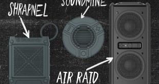 Check out our Skullcandy wireless speaker product feature