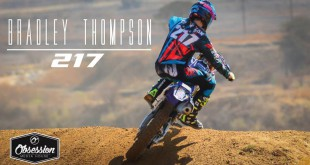 Get a sneak peek into the motocross lifestyle of 18 year old MX1 and MX2 racer, Bradley Thompson: