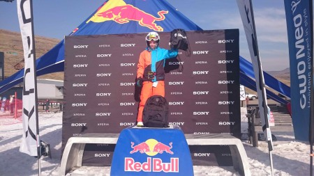 Xperia Winter Whip Junior Podium