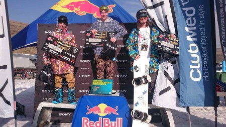 Xperia Winter Whip Pro Men Podium