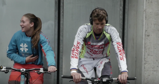 Downhill MTB action from the final World Cup in Val di Sole in Episode 7 of The Syndicate