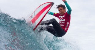 Billabong Junior Series Surfer Profile with Sebastian Williams