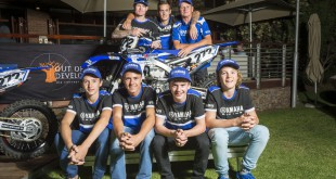 The 2016 Vision Racing Motocross Team