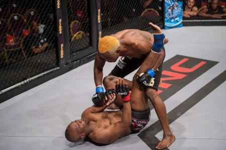 Mixed Martial Arts action from EFC 44 from Carnival City