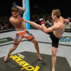 Wade Sage vs Stefan Pretorius at EFC 44