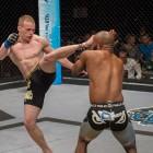 Shogun Djembo vs Cole Henning at EFC 44