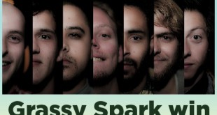 Meet Grassy Spark who will be representing South African Music at Vodacom in the City 2015