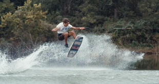 Watch Matti Buys Wakeskating in Austin, Texas