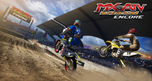 We review MX vs ATV Supercross Encore