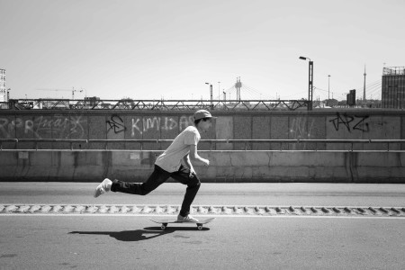 Allan Adams is the latest addition to the Adidas Skateboarding Team
