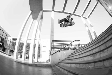 Allan Adams Joins the Adidas Skateboarding Team