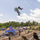 Scotty Billet at the Freestyle Motocross Open Day