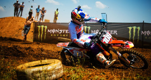 2015 MX2 National Motocross Champion Kerim Fitz-Gerald
