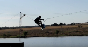 Jacques Labuschagne is back on the Liquid Force SA Wakeboarding team