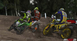 MXGP2 The Official Motocross Videogame Announced