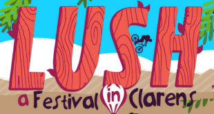 Info for the upcoming Lush Festival taking place in Clarens