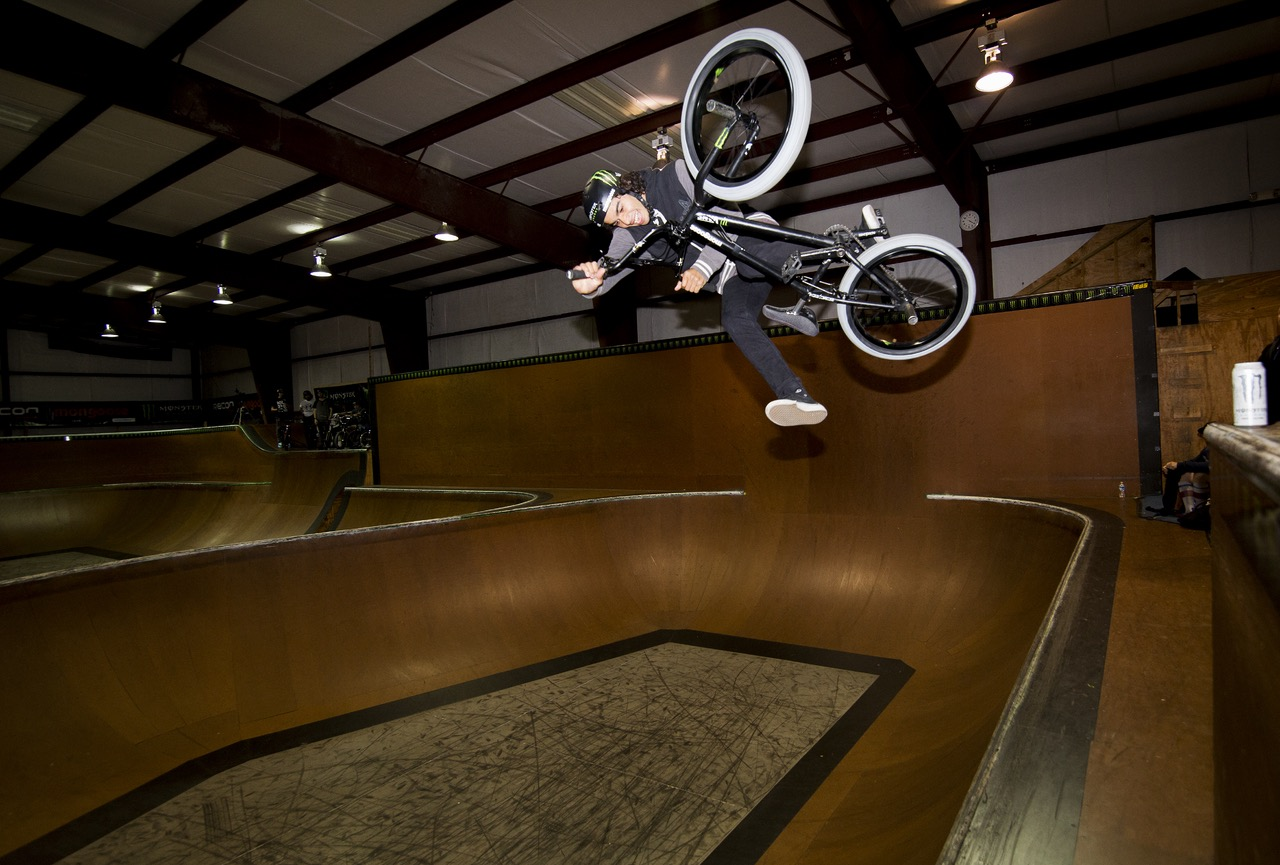 We talks BMx and competing at Ultimate X 2016 with Kevin Peraza