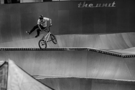 We interview Alex Coleborn about his BMX career and touring South Africa