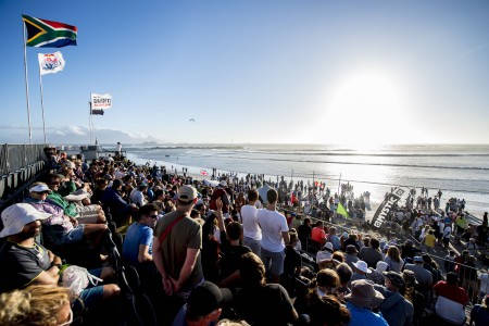 The masses gathered to witness the 2016 Red Bull King of the Air