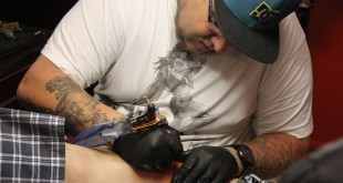 Meet our Tattoo Artist of the Week Grant Chapman