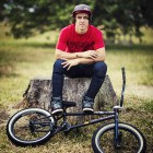 Meet BMX rider Kenneth Tencio in his way to South Africa