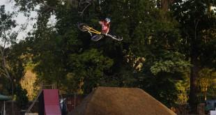 Costa Rican BMX rider Kenneth Tencio talks Ultimate X