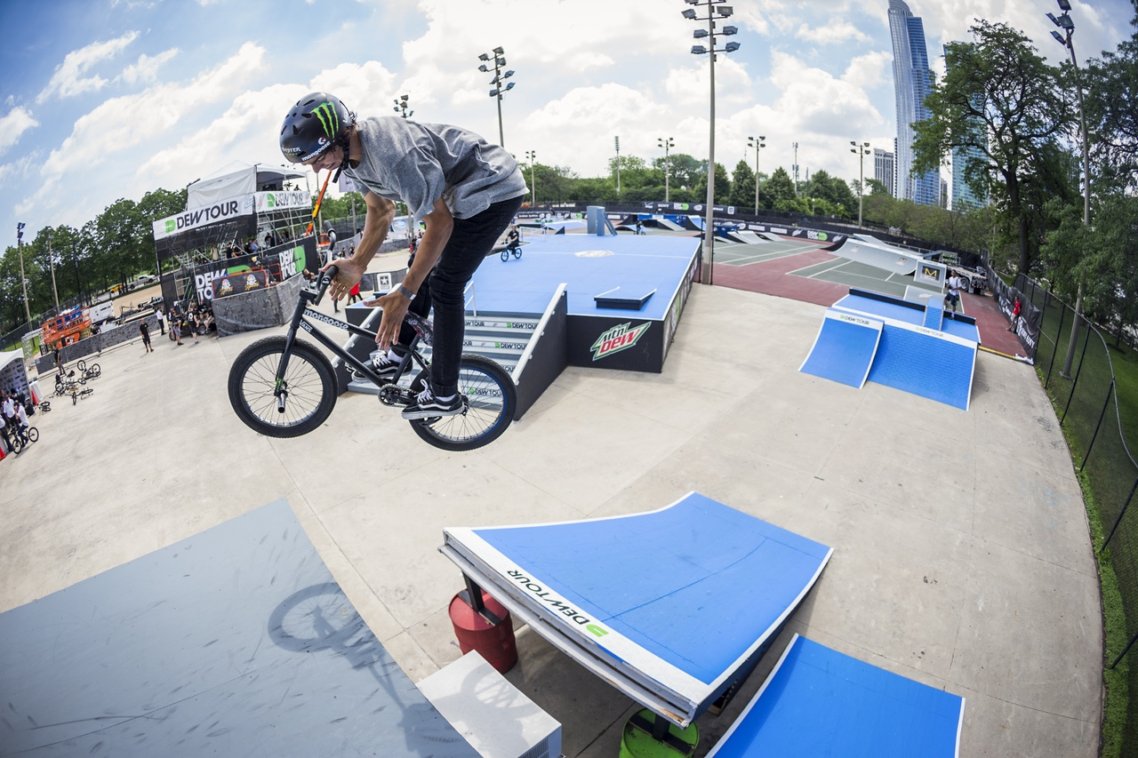 USA's Kevin Peraza talk Ultimate X and being back in South Africa
