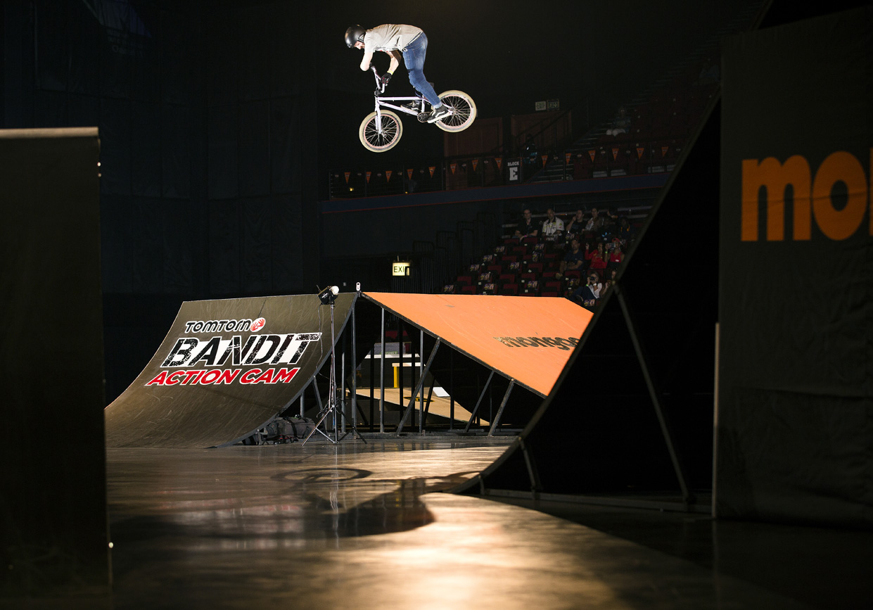 BMX action at its best at Ultimate X 2016