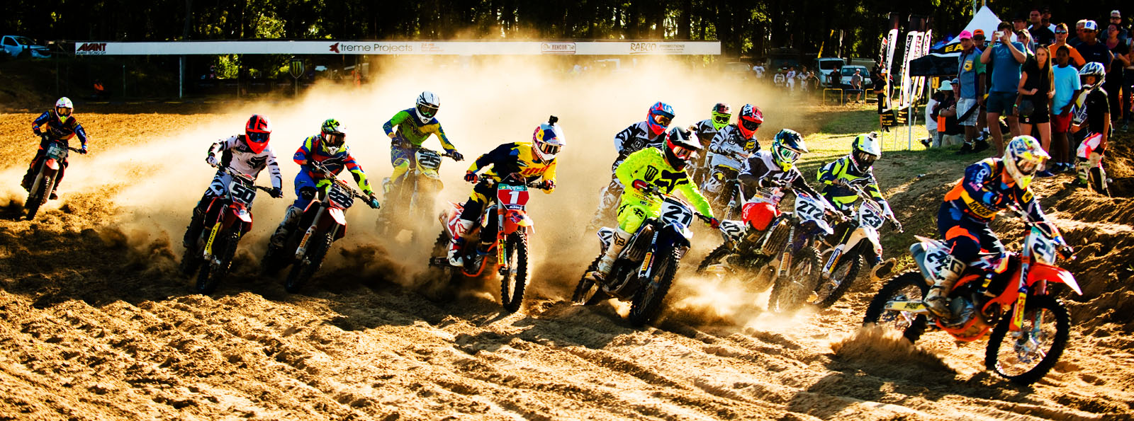 2016 SA Motocross Nationals Rover MX Race Report