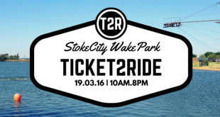 Details for the Ticket2Ride Wakeboarding festival