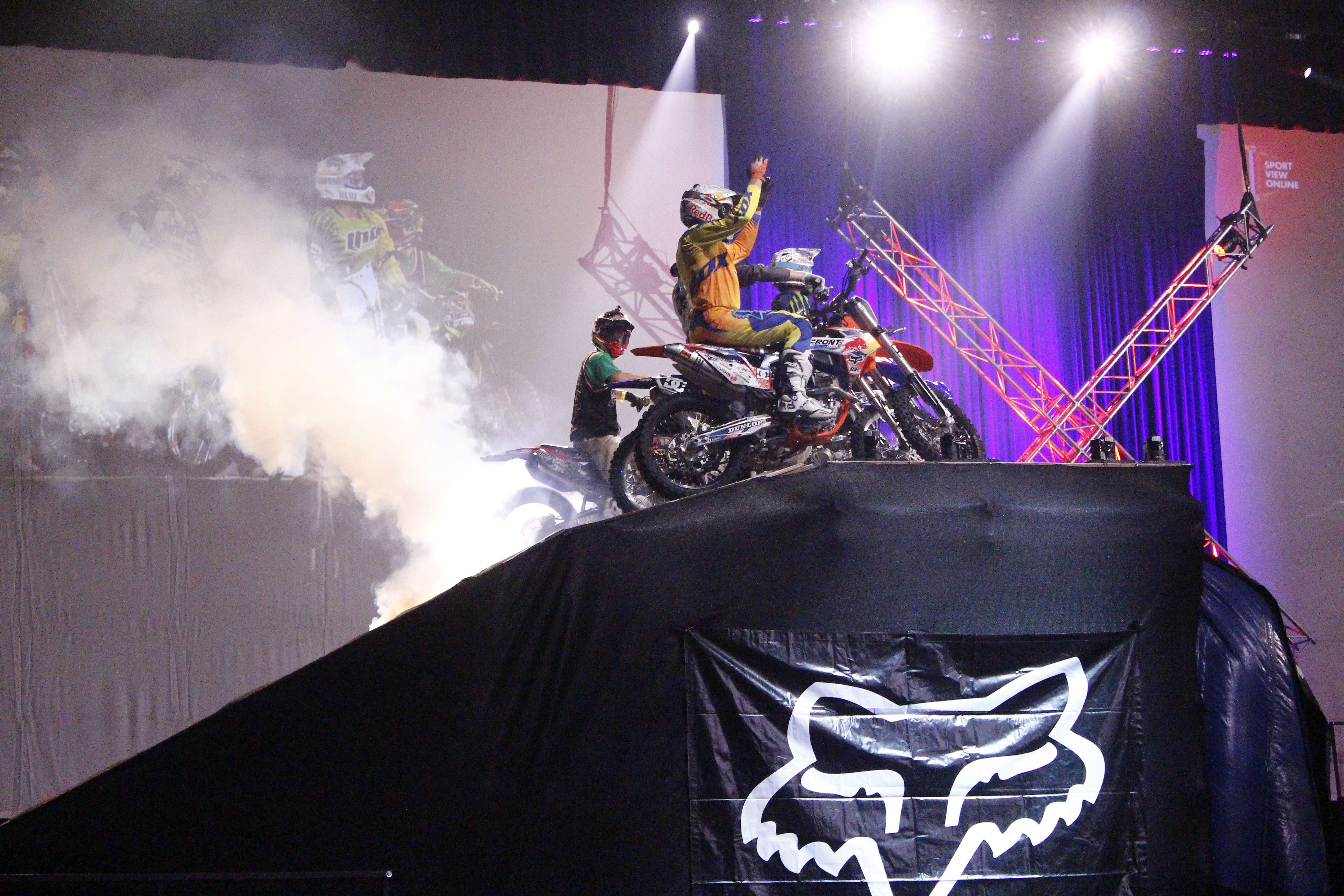 FMX at its Best at Ultimate X