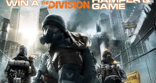 Win with Tom Clancy's The Division for Playstation 4, Xbox One and PC