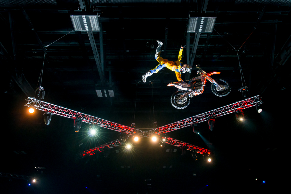 Freestyle Motocross at its Best at Ultimate X