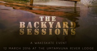 Details for the Backyard Session Wakeskating contest