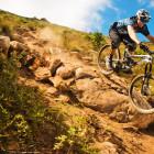 Roman Kumpers riding his YT Industries Capra Enduro MTB