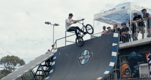 Watch the highlights video from the Easter Fest Skateboarding and BMX Comp