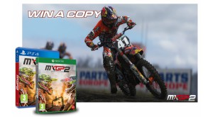 Stand a chance of winning a copy of MXGP2