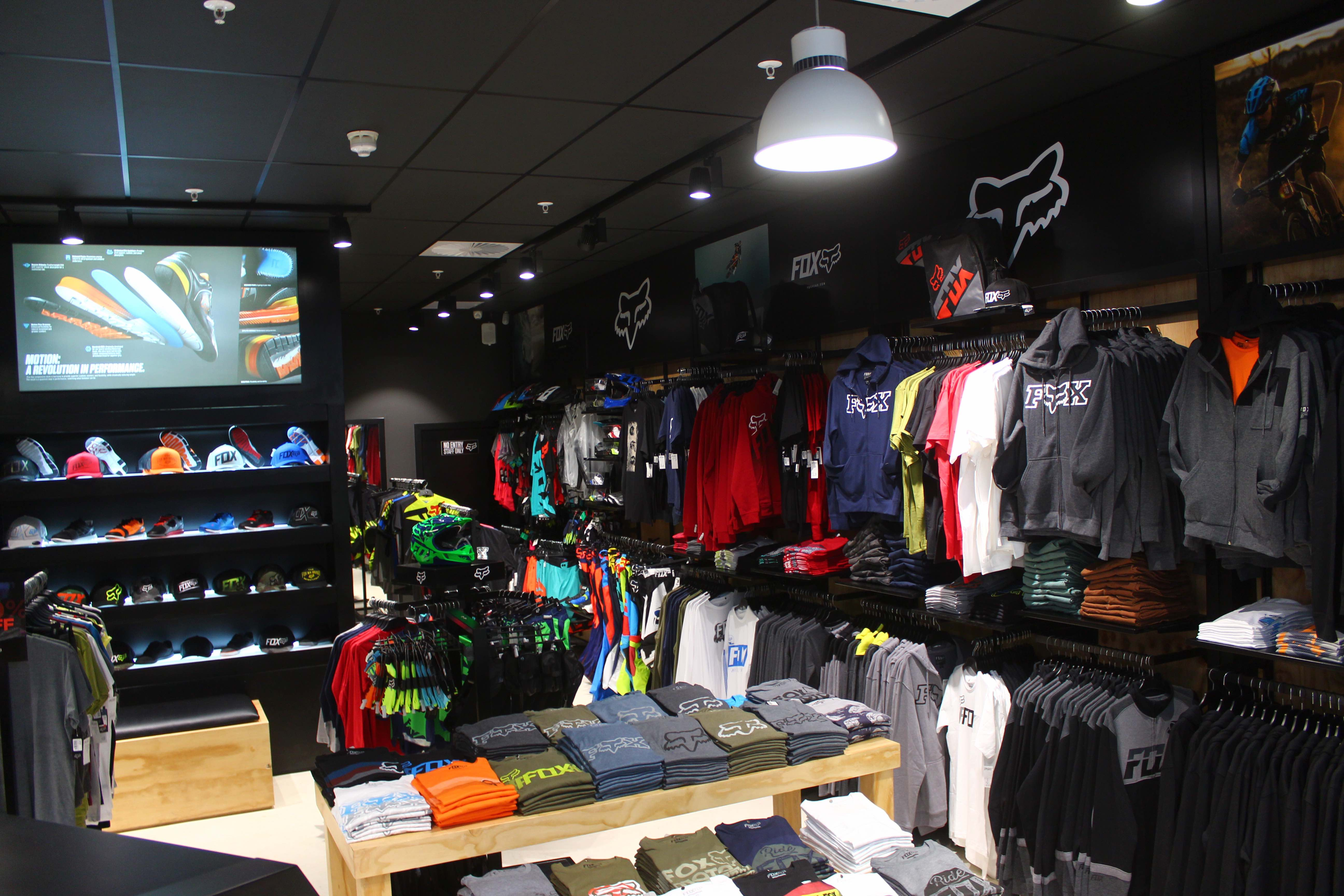 506262236120 The new Fox store has opened in Forest Hill City in Centurion