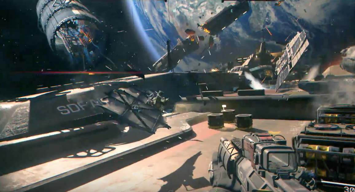 Call of duty infinite warfare ship assault gameplay gaming lw mag - Infinite warfare ship assault ...