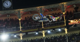 FMX perfection by Tom Pagès at Red Bull X-Fighters Madrid