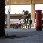 Hann Jansen - Putting his flat skills to use at Africa Museum