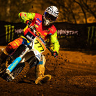Ryan Hunt return to victory in the MX3 division