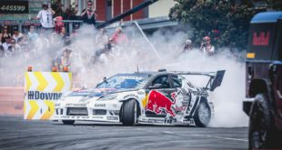 Drifting Legend Mad Mike Whiddett Heads to Mzansi for two performances