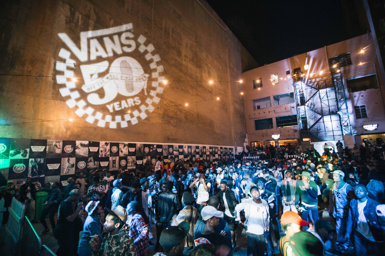 House of Vans Johannesburg went off