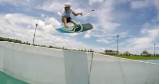 Sweet Wakeboarding edit of Liquid Force rider, Jacques Labuschagne laying down some bangers while at the CWC Wakepark in the Philippines: